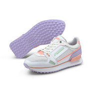 Puma White-Elektro Peach-Light Lavender