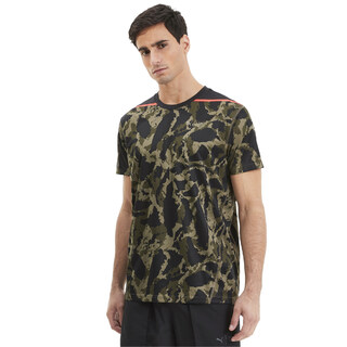 Tricou Puma First Mile Camo Tee