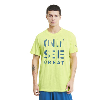 Tricou Puma Performance Slogan Short Sleeve Tee