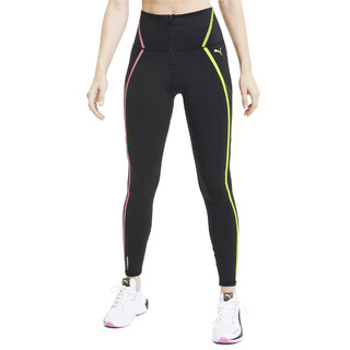 Leggings Puma Train Bonded Zip High Rise Full Tight