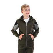 Hanorac Puma Rebel Block Full-Zip Hoodie FL B