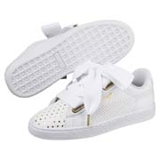 Кеды Puma Basket Heart Ath Lux Wn's