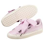 Кеды Puma Basket Heart Scallop Wn's