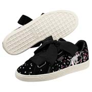 Ghete Puma Suede Heart Digit Emb Wn's