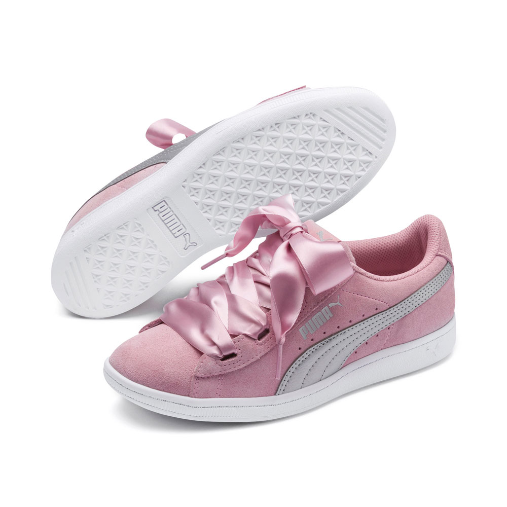 Кеды Puma Vikky Ribbon Jr
