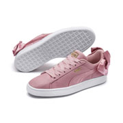 Ghete Puma Suede Bow Shimmer Wn s