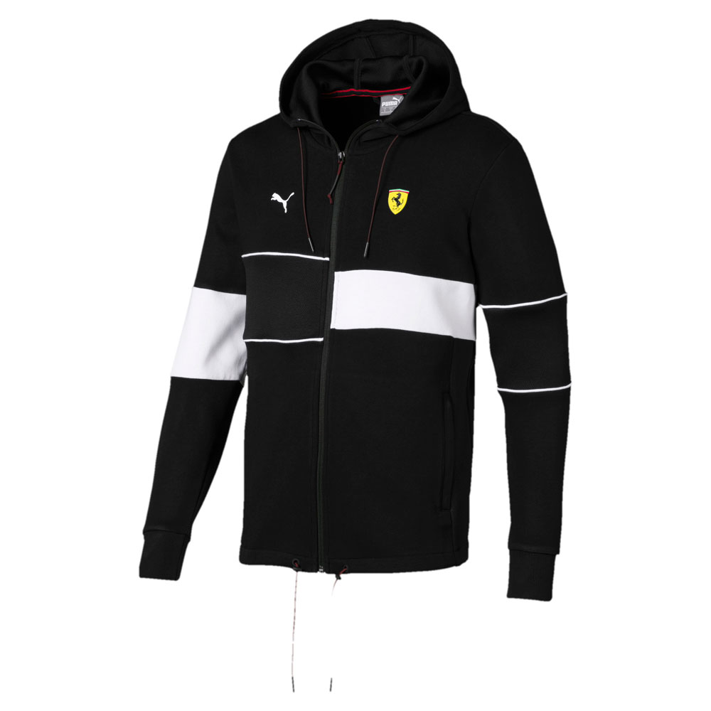 Scurta Puma Ferrari Hooded Sweat Jacket Midseason