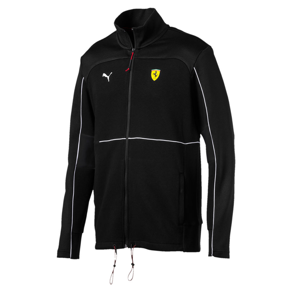 Scurta Puma Ferrari Sweat Jacket Midseason