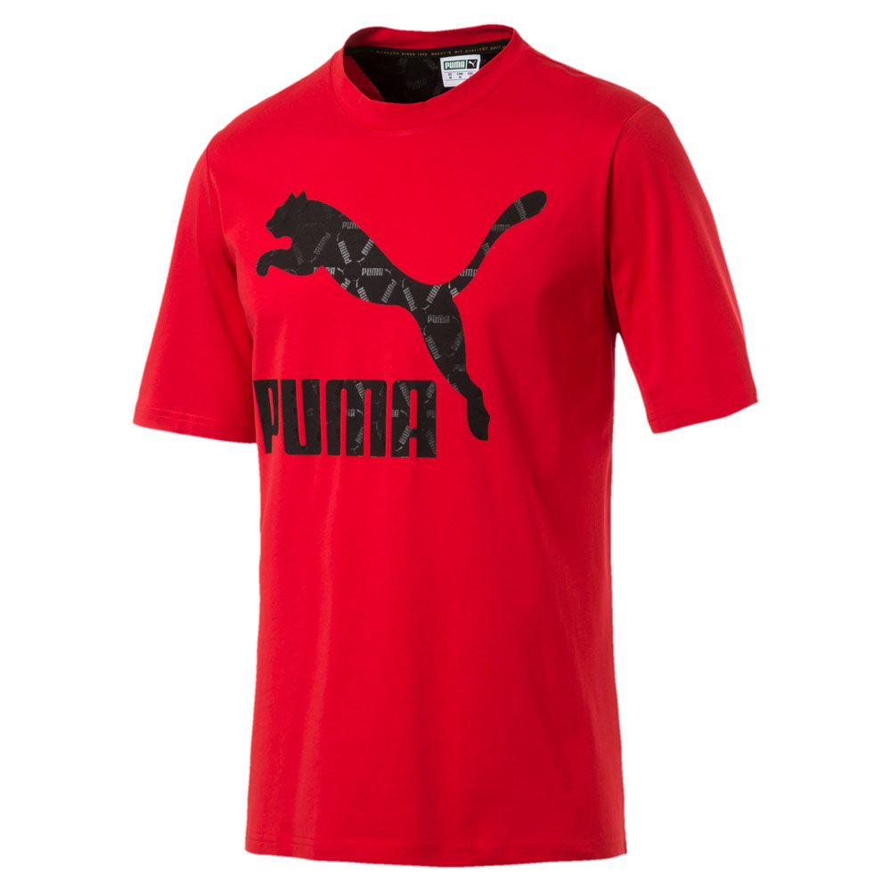 Tricou Puma LUXE PACK Tee Logo Fill